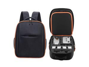 Storage Bag Nylon Backpack Waterproof Shockproof Bag Carrying Box For DJI Mavic Air 2/Air 2S Drone Special Storage Accessories