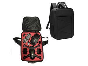 for DJI FPV Combo Drone EVA Nylon Storage Bag Carrying Case Shoulder Backpack Waterproof Wearable Oxford Cloth Storage Bag