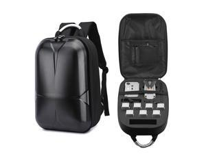 Waterproof Drone Carrying Bag Zipper Shockproof Hard Shell Carry Backpack For DJI Mavic Air 2/Air 2S Drone Accessories