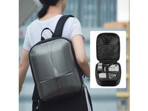 Hard Shell Backpack For DJI Mavic Air 2/Air 2S Dual Zipper Waterproof Protective Case Carrying Bag Shoulder Bag Drone Accessory