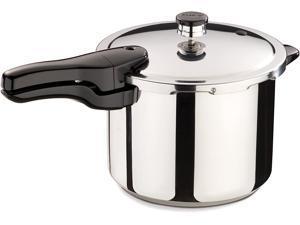 01362 6-Quart Stainless Steel Pressure Cooker