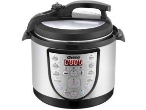 Electric Pressure Cooker 4 Qt Slow Cook Programmable 18 Kinds of Cooking Option with Stainless Steel Inner Pot,Sous Vide,Rice Cooker,Egg Cooker,Hot Pot,Baking,Cake,Steamer,Yogurt,Scouring Pad