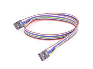 Desktop 9Pin USB header Female to Female cable PC computer 10Pin USB 2.0 M/M data transfer cable 24AWG 50cm