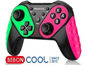 BEBONCOOL Wireless Nintendo Switch Controller, Switch Controller Compatible with Switch/Switch Lite, Extra Joypad for Switch Pro Controller