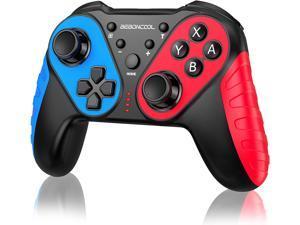 BEBONCOOL Nintendo Switch Controller, Nintendo Switch Pro Controller, Wireless Controller For Switch/Switch Lite, Wireless Switch Controller With Turbo, Motion,Vibration Function