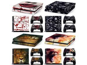 Best Seller For Sony Playstation 4 PS4 Console Skin Sticker