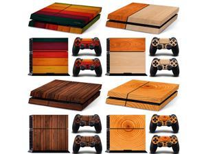 for PS4 Skin Sticker Decal Vinyl for Sony Playstation 4 Console and 2 Controllers PS4 Skin Sticker