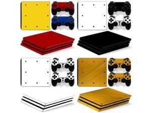 Hot Selling Skin Sticker For sony playstation 4 Pro console for ps4 Pro skins stickers