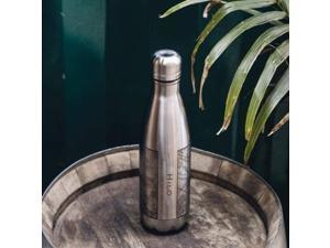 Hilo - Hawaii Map Insulated Bottle