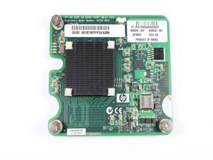 HP 448262-001 4X DDR Infiniband Dual Port Mezzanine HCA - ServerSupply.com