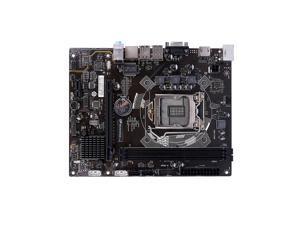 Colorful H81M-K PLUS V23B Motherboard Gaming Mainboard Support Intel LGA1150 Haswell Processors Realtek RTL8111F 1000M LAN