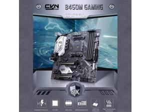 Colorful CVN B450M GAMING V14 Motherboard Gaming Mainboard Support AMD Socket AM4 and Ryzen Series Processors for Office PC