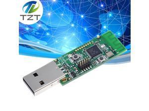 Wireless Zigbee CC2531 Sniffer Bare Board Packet Protocol Analyzer Module USB Interface Dongle Capture Packet Module