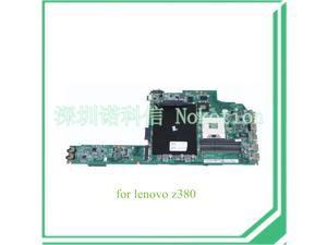 DA0LZ1MB6E0 REV E For lenovo ideapad Z380 Laptop motherboard HD4000+GT610M DDR3