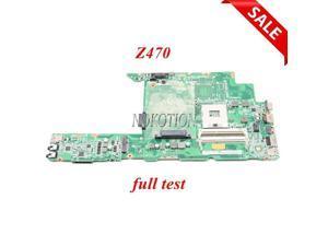 DAKL6MB16G0 For Lenovo IdeaPad Z470 Laptop Motherboard HM65 GMA HD DDR3 11S11013285 full test