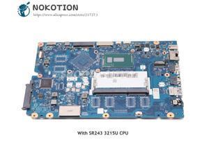 5B20K25397 CG410 CG510 NM-A681 For Lenovo Ideapad 100-15IBD 15.6 inch laptop motherboard SR243 3215U CPU