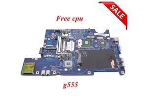 LA-5972P for Lenovo ideapad g555 laptop motherboard DDR2 free cpu 11S69035134 HD4200 graphics Mainboard