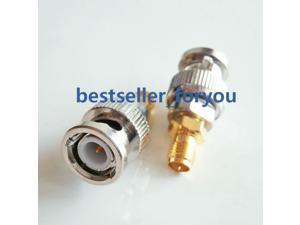 adapter RP SMA female Jack to BNC Plug Male straight adapter SMA-BNC