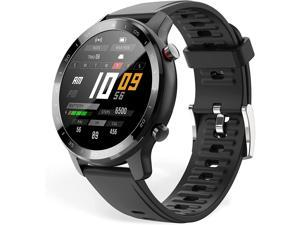 """New Christmas Present Smart Watch, 1.28"""" Activity Tracker, Fitness Trackers with Heart Rate Monitor, IP67 Waterproof Smartwatch, Sport Smartwatch Compatible with Android iOS Smart Phone for Men Women"""