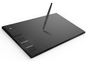 HUION WH1409 Wireless Graphic Drawing Tablet 8192 Pen Pressure Pen Tablet with 12 Press Keys