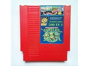 Super 500 IN 1 Best Games Collection Cartridge for Nintendo NES Console PAL & NTSC