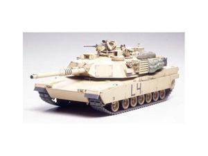 Tamiya 1/35 US M1A2 Abrams Operation Iraqi Freedom Tank Model Kit - 35269
