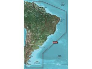 GARMIN Garmin BlueChart G2 Vision VSA001R South America East Coast / 010-C1062-00 /