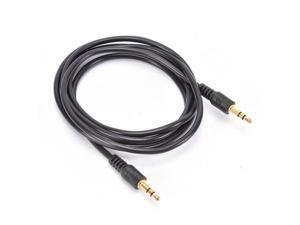 2017 Arrival Jack Male To Male Car Aux Auxiliary Cord Stereo Audio Cable For Phone IPod 3.5mm Stereo Cable 1.5m 3.5mm