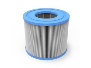 Pleats Hot Tub Spa Filter Core Swimming Pool plastic Without Handle Thread filter cartridge