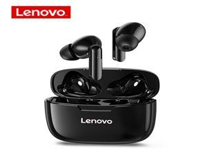 Lenovo Wireless Earphone XT90 TWS Bluetooth 5.0  HD Stereo Headphone Touch Button Sports Waterproof Earplugs Headset with 300mAh Charging Box Auto Connect For Android and iOS Smart Phone