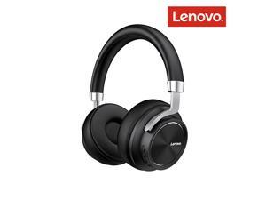 Lenovo HD800 Smart Active Noise Cancelling Wireless Bluetooth Earphone Subwoofer Stereo Music Headset For Game Sports Headset