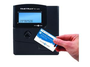 Pyramid Time Systems TimeTrax EZ Proximity Time Clock System, Ethernet, No Touch Employee Check In