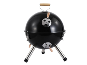 Convenient And Sanitary Spherical Grill