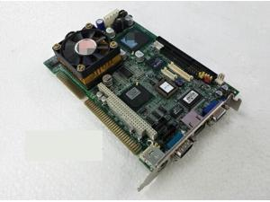 Embedded IPC Mainboard PCA-6770 B2 ISA Bus Industrial motherboard Half-Size CPU Card PICMG1.0 SBC with CPU RAM