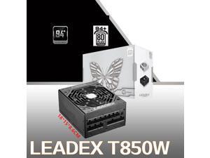 PSU For Super Flower Full Modular 80plus Titanium Silent Fan Rated 850W Peak 950W Power Supply Leadex T 850W