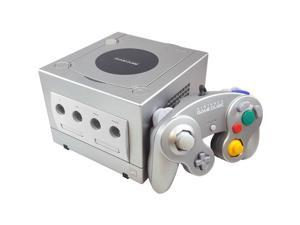 Nintendo Gamecube Game Console Platinum with Controller and Cables