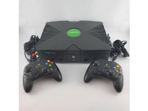 Original Xbox Console Halo 2 Grand Theft Auto Liberty City Stories Counter Strike Madden 2005 Fable Tom Clancy's Splinter Cell