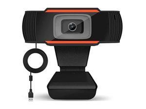 1080p webcam com microfone usb câmera web para streaming de classe em linha compatível com pc mac desktop portátil preto