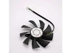 DC 12V HA9015H12F-Z Cooling Fan 4-Pin Cooler for MSI R7 360 2GD5 OC For MSI GeForce GTX 950 2GD5 OC /GTX 1060 Graphics Card