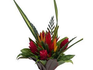 Tropical Bouquet Farm Fresh-Wild Heliconia