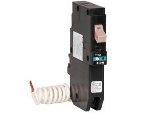 Eaton CHFN120AF Plug-On Mount Type CH Arc Fault Circuit Breaker 1-Pole 20-Amp 120/240-Volt AC