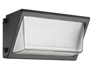 Lithonia Lighting TWR2-LED-1-50K-MVOLT-DDB Wallmount Wall Luminaire 79 Watt 120 - 277 Volt Dark Bronze