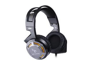 SOMIC G926 PC Gaming Headphones, USB Headsets with HiFi Stereo Sound and Extra Sound Card