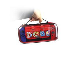 DOBE TNS-1101 Protection Case for Nintendo Switch - Portable Travel Carry Case Shell Pouch for Nintendo Switch Console & Accessories