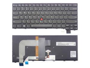 New US Black English Backlit Laptop Keyboard For Lenovo Thinkpad T460S T470S P/N: 00PA452 00PA534 01YR088 SN20H42364 SN20H42446 SN20Q55949 01EN682 SN20L82047 01EN723 Light Backlight