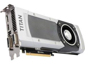 PNY GeForce GTX TITAN BLACK 6GB Video Card RVCGGTXTITANBXXB-CG