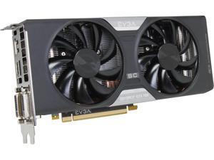 EVGA SuperClocked 02G-P4-2765-KR G-SYNC Support GeForce GTX 760 2GB 256-bit GDDR5 PCI Express 3.0 SLI Support w/ EVGA ACX Cooler Video Card