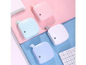 Deli X1 Portable Sticker Mini Bluetooth Photo Printer, Random Color Delivery