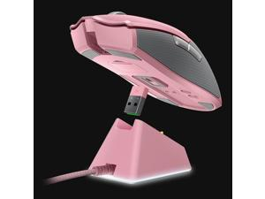 Razer Viper Ultimate 20000 DPI Optical 8-keys Programmable 2.4GHz Wireless + Wired Mouse, Cable Length: 1.8m