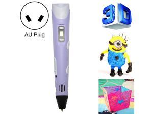 Hand-held 3D Printing Pen, AU Plug